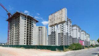 Недорогая и Качественная Недвижимость в Бурсе, Османгази, Фотографии строительства-3
