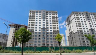 Недорогая и Качественная Недвижимость в Бурсе, Османгази, Фотографии строительства-4