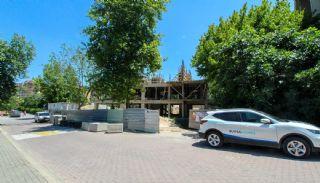Nilüfer Ataevler'de Parklarla Çevrili Merkezi Daireler, İnşaat Fotoğrafları-2
