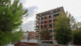 Central Apartments Surrounded by Parks in Nilufer Bursa, Construction Photos-8