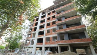 Central Apartments Surrounded by Parks in Nilufer Bursa, Construction Photos-9