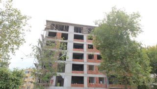Central Apartments Surrounded by Parks in Nilufer Bursa, Construction Photos-10