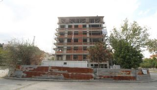 Central Apartments Surrounded by Parks in Nilufer Bursa, Construction Photos-11