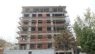 Central Apartments Surrounded by Parks in Nilufer Bursa, Construction Photos-12