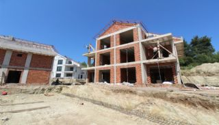Modern Detached Villa in Prime Location in Nilufer Bursa, Construction Photos-1