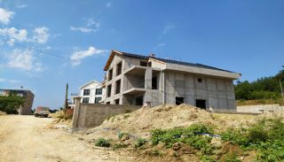 Modern Detached Villa in Prime Location in Nilufer Bursa, Construction Photos-2