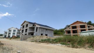Modern Detached Villa in Prime Location in Nilufer Bursa, Construction Photos-3