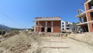 Modern Detached Villa in Prime Location in Nilufer Bursa, Construction Photos-4