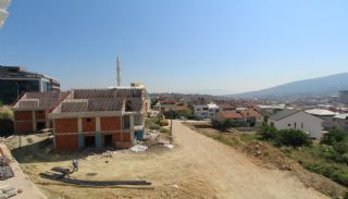 Modern Detached Villa in Prime Location in Nilufer Bursa, Construction Photos-5