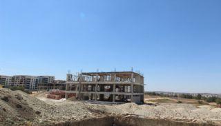 Appartements Minimalistes d'Investissement à Kayapa Bursa,  Photos de Construction-5