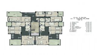 Investment Apartments Intertwined with Nature in Bursa, Property Plans-2