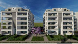 Недвижимость в Бурсе в Комплексе, Адаптированном для Инвалидов, Бурса / Центр - video
