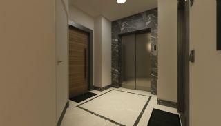 Недвижимость в Бурсе в Комплексе, Адаптированном для Инвалидов, Фотографии комнат-16