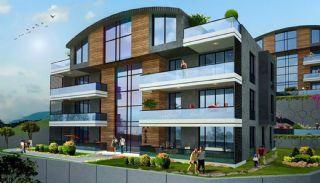Key-Ready Flats with Sea and Forest View in Mudanya, Bursa, Bursa / Mudanya - video