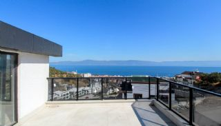 Key-Ready Flats with Sea and Forest View in Mudanya, Bursa, Interior Photos-11