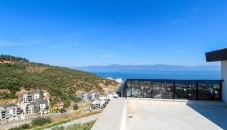 Key-Ready Flats with Sea and Forest View in Mudanya, Bursa, Interior Photos-14