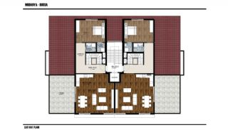 Key-Ready Flats with Sea and Forest View in Mudanya, Bursa, Property Plans-4