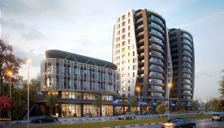 Commerciële Winkels Gelegen in Luxe Complex in Bursa, Bursa / Nilufer - video
