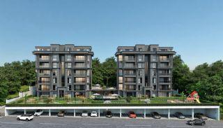 Spacieux Immobiliers Avec Vues Sur Uludağ à Bursa Nilüfer, Bursa / Nilufer