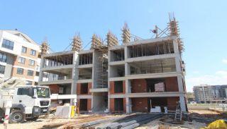 Современные Элитные Квартиры в Новом Проекте в Нилюфер, Бурса, Фотографии строительства-1