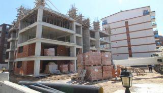 Современные Элитные Квартиры в Новом Проекте в Нилюфер, Бурса, Фотографии строительства-2