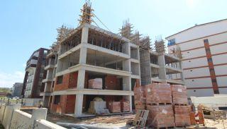 Современные Элитные Квартиры в Новом Проекте в Нилюфер, Бурса, Фотографии строительства-3