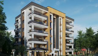Moderne Luxus Wohnungen in neuem Projekt in Nilufer Bursa, Bursa / Nilufer