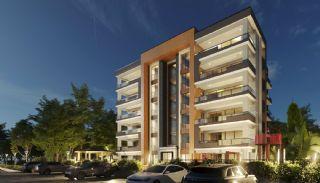 Moderne Luxus Wohnungen in neuem Projekt in Nilufer Bursa, Bursa / Nilufer - video