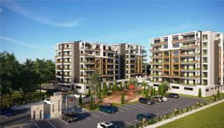 Appartements Abordables Complexe Résidentiel Moderne à Bursa, Bursa / Nilufer - video