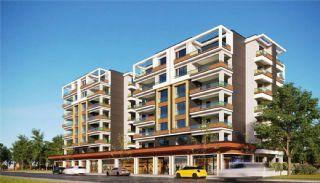 Appartements Abordables Complexe Résidentiel Moderne à Bursa, Bursa / Nilufer