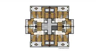 Appartements Abordables Complexe Résidentiel Moderne à Bursa, Projet Immobiliers-2