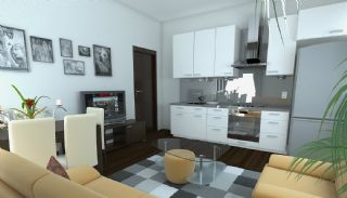 Modern Real Estate with Rental Income Guarantee in Edirne, Interior Photos-2