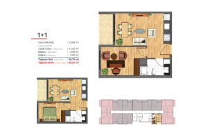 Modern Real Estate with Rental Income Guarantee in Edirne, Property Plans-1
