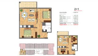 Modern Real Estate with Rental Income Guarantee in Edirne, Property Plans-2