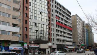Rymligt kontor med färdig företagshyresgäst i Ankara Ulus, Ankara / Centrum