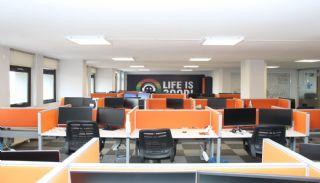 مكتب واسع مع مستأجر شركة جاهز في أنقرة أولوس, تصاوير المبنى من الداخل-2