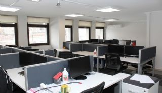 Capacious Office with Ready Corporate Tenant in Ankara Ulus, Interior Photos-5