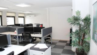مكتب واسع مع مستأجر شركة جاهز في أنقرة أولوس, تصاوير المبنى من الداخل-6
