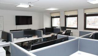 مكتب واسع مع مستأجر شركة جاهز في أنقرة أولوس, تصاوير المبنى من الداخل-7