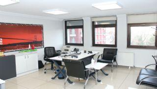 مكتب واسع مع مستأجر شركة جاهز في أنقرة أولوس, تصاوير المبنى من الداخل-10
