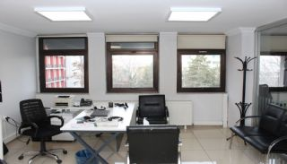Capacious Office with Ready Corporate Tenant in Ankara Ulus, Interior Photos-11