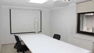 Capacious Office with Ready Corporate Tenant in Ankara Ulus, Interior Photos-12