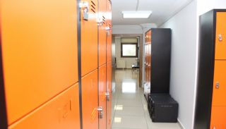 مكتب واسع مع مستأجر شركة جاهز في أنقرة أولوس, تصاوير المبنى من الداخل-15