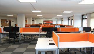 مكتب واسع مع مستأجر شركة جاهز في أنقرة أولوس, تصاوير المبنى من الداخل-19