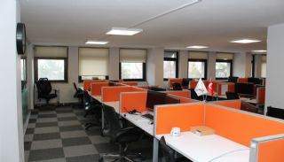 Capacious Office with Ready Corporate Tenant in Ankara Ulus, Interior Photos-21