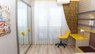 Zentral gelegene Wohnungen zum Verkauf in Ankara Keçiören, Foto's Innenbereich-14