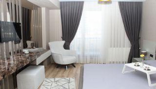 Zentral gelegene Wohnungen zum Verkauf in Ankara Keçiören, Foto's Innenbereich-16