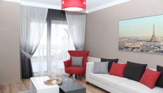 Zentral gelegene Wohnungen zum Verkauf in Ankara Keçiören, Foto's Innenbereich-4