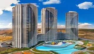 Appartements de Luxe Bien Situés à Ankara Oran, Ankara / Cankaya