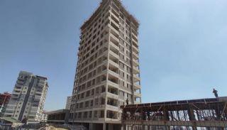 Moderna lägenheter i ett lyxigt komplex i Ankara Yenimahalle, Byggbilder-1